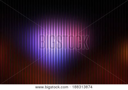 Purple Brown Black Abstract With Light Lines Blurred Background