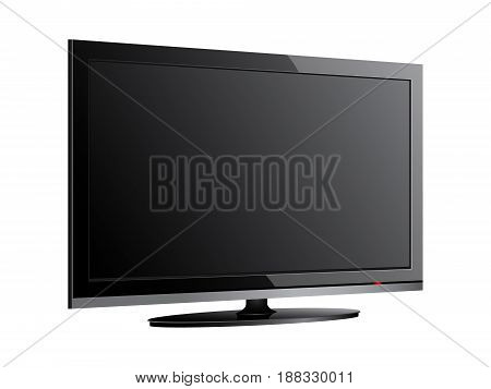 Vector illustrations of lcd screen. File is in eps10 format.