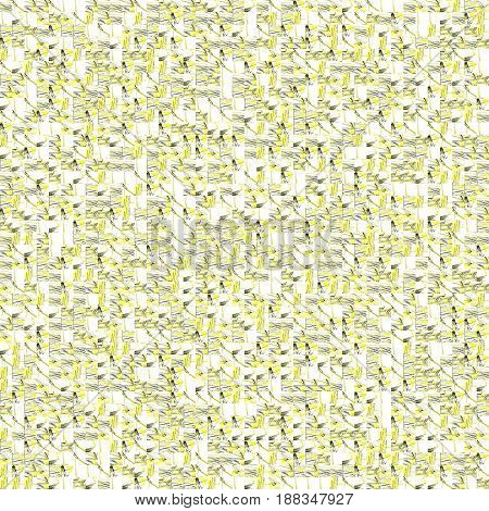 Abstract Grunge Yellow Texture