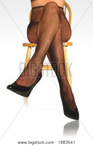 Fishnets And Pumps