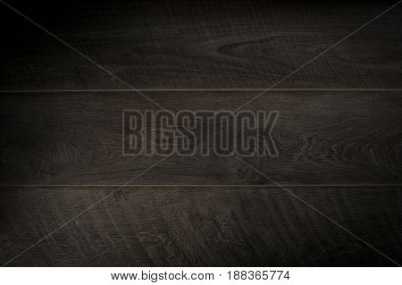 A simple rough wooden table. Background. Horizontal