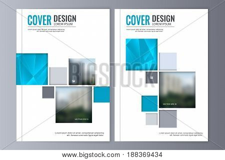 Abstract flyer design background. Brochure template. Can be used for magazine cover, business mockup, education, presentation, report. a4 size with editable elements. EPS 10.