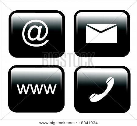 button communication