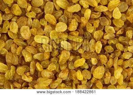 Raisin texture. Raisin background., tasty, natural top view
