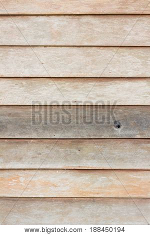 Old wooden texture of house wall vertical photo