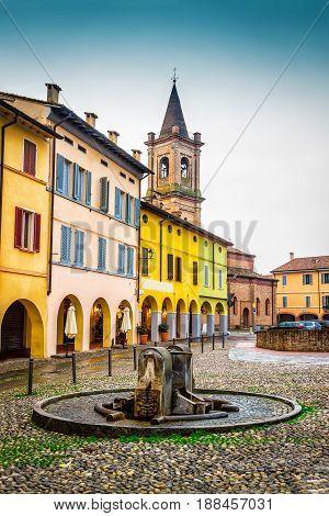 Fontanellato, Emilia-romagna, Italy