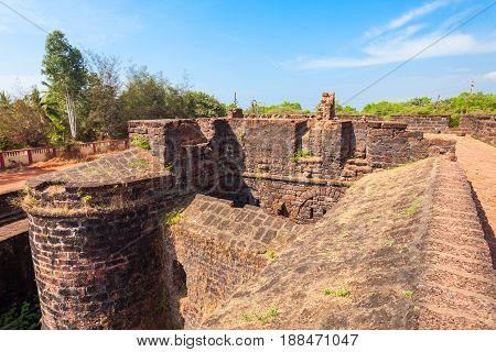 Fort Aguada In Goa
