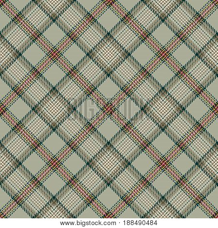 Tartan Seamless Pattern Background. Red Black Gray Green and White Plaid Tartan Flannel Shirt Patterns. Trendy Tiles Vector Illustration for Wallpapers.