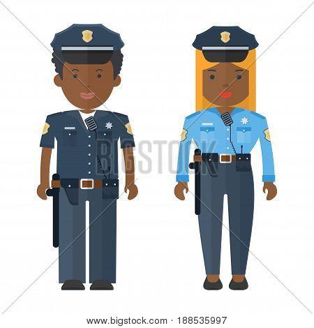 Black People Police
