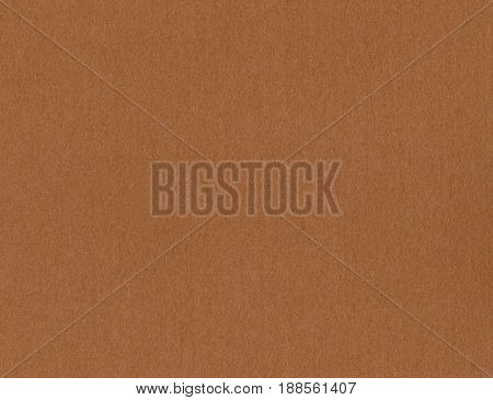 Background With Brown Velvet Fabric Texture