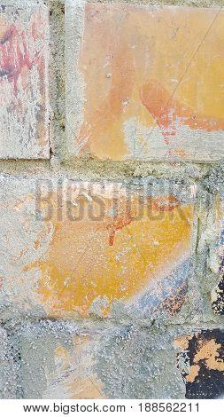 Natural beautiful color abstract texture macro big