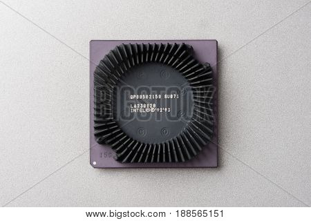 Cpu From Intel