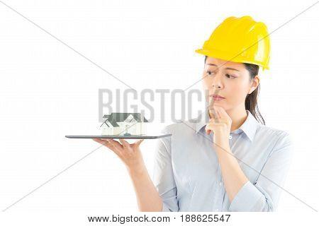 Builder Thinking Architecture Design Problem