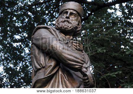 Garibaldi Monument - New York City