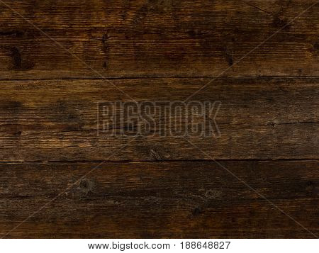 Wood texture. Dark wood texture. Wood-based panel. Wooden boards background. Top view close up.