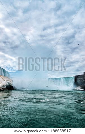 Spring Niagara Falls Usa