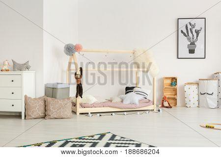 Ethereal Light Baby Nursery