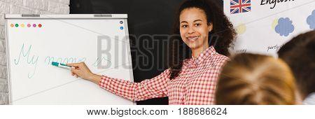 English Teacher On Classes