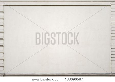 white stucco concrete grunge wall texture background