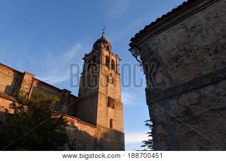 Collegiate Church of Santa Maria Medinaceli ,Soria province, Spain