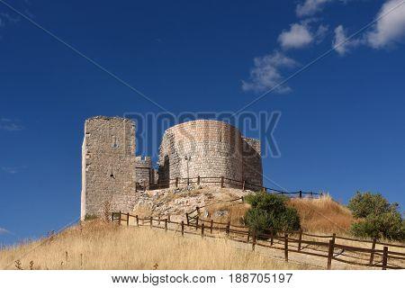 Castle of Jadraque Guadalajara province Castilla-La ManchaSpain