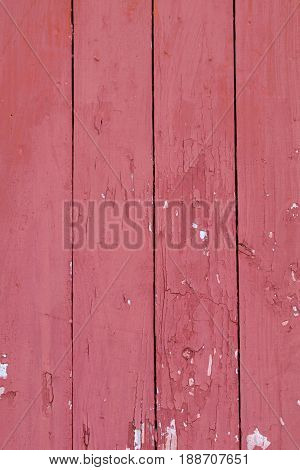 A closeup of old barn planks shows the rough texture.