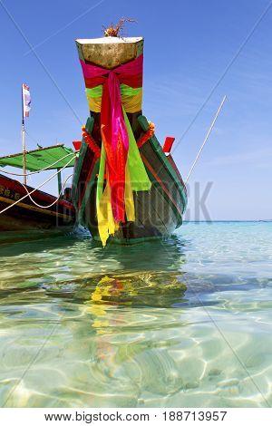 Prow  Kho Tao   Asia Isle Blue