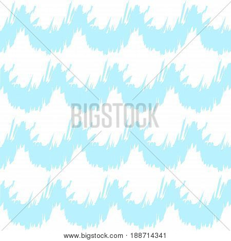 Seamless Abstract Pattern For Designing Cards Textures and Cool Backgrounds. Vector Illustration