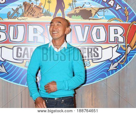 LOS ANGELES - MAY 24:  Tai Trang at the