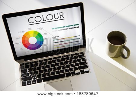 Color Wheel Primary Colors Brilliance Pantone