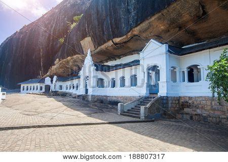 Rock Temple of Dambulla