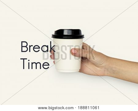 Have a Break Time Relaxation Chilling Resting