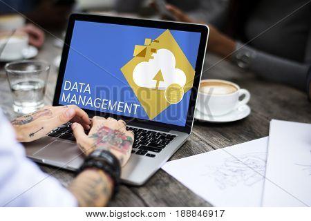 Data Center Management Backup Concept