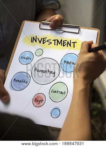 Business Investment Diagrams
