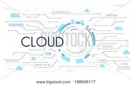 Cloud Computing Storage Data Network