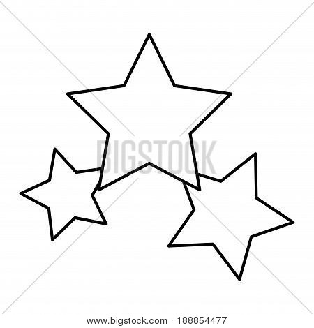 stars icon favorite business, internet trendy concept. vector illustration