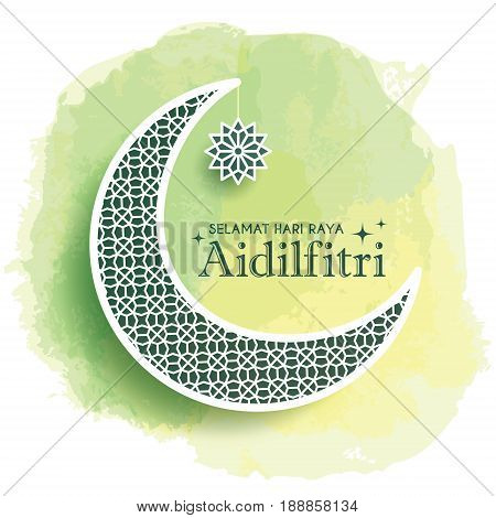 abstract, adha, aidilfitri, al, arabic, art, background, celebration, crescent moon, culture, decorative, design, eid mubarak, festival, fitri, graphic, green, greeting card, happy, hari raya, holiday, idul, illustration, islam, islamic, lebaran, malay, m