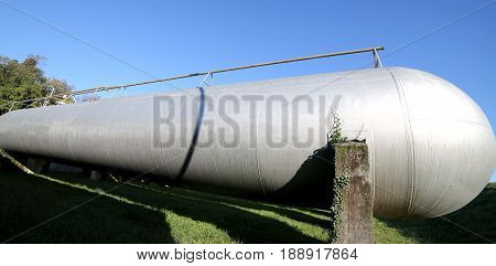 Steel Tanks In The Storage Of Flammable Materials