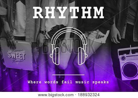 Music Melody Rhythm Sound Song Audio Listening