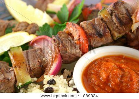 Beef Kebabs 6