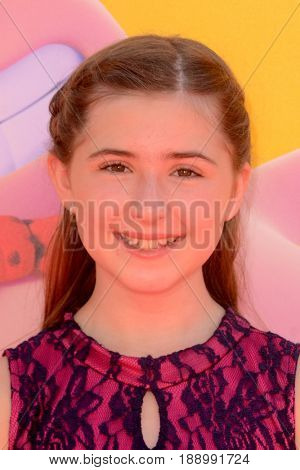 LOS ANGELES - MAY 21:  Hadley Belle Miller at the