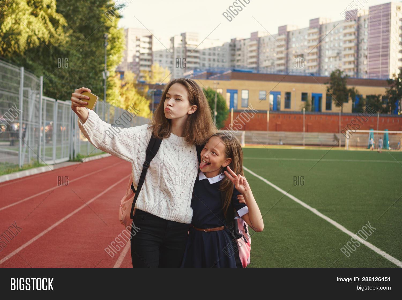 Cute teen selfies