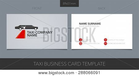 Business Card Vector Photo
