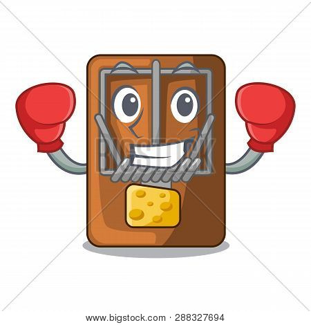 Boxing Mousetrap In The A Character Shape