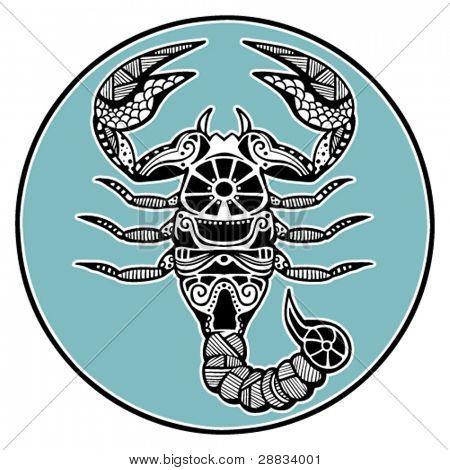 Zodiac signs - Scorpio