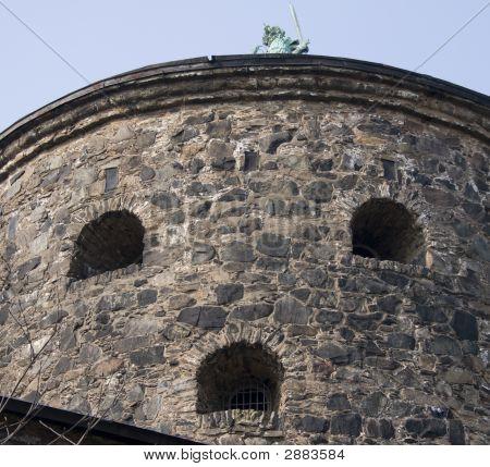 Face Of A Castle