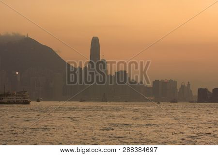 A North Point District View Victoria Harbour