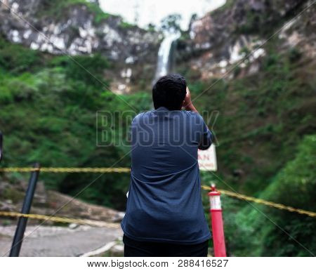 This Place Is Taken At East Java,indonesia,cobanrondo This Plase Is Relaxing Place Because This Plac