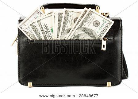 Money In The Black Bag