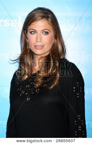 LOS ANGELES - JAN 6:  Sonya Walger arrives at the NBC Universal All-Star Winter TCA Party at The Athenauem on January 6, 2012 in Pasadena, CA
